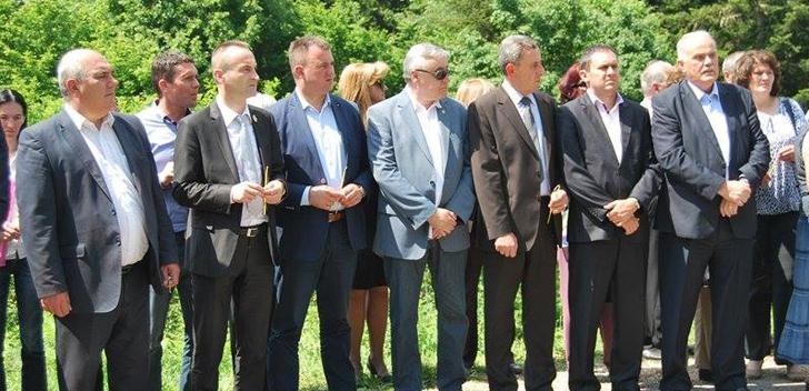 Предсједник Савчић присуствовао обиљежавању страдања српских војника у Жепи