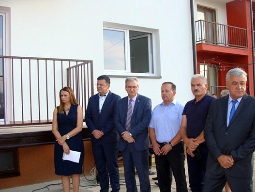 Mркоњић Град- кључеви станова за породице погинулих бораца и ратне војне инвалиде