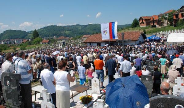 Годишњица страдања више од 3.500 Срба у Подрињу