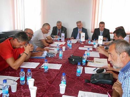 Сједница Предсједништва Борачке организације - Запошљавање је питање свих питања