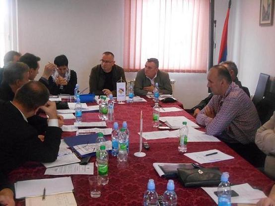 Одржана сједница Одбора ратних војних инвалида БОРС-а