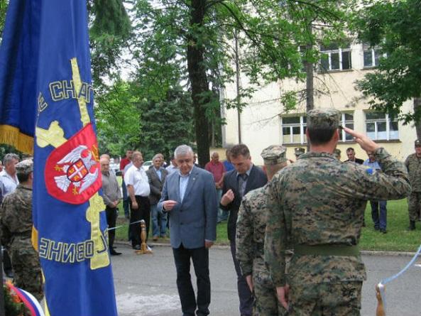 Обиљежен Дан 1. и 2. Крајишког корпуса