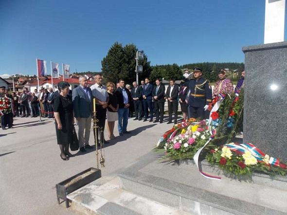 Обиљежен Дан одбране Сарајевско-романијске регије