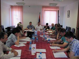 sjednice Odbora RVI i PPB BORS-a