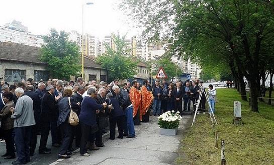 """Обиљежене 24 године од страдања припадника ЈНА у """"Тузланској колони"""""""