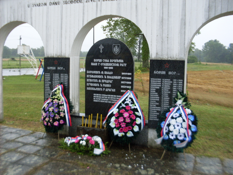 ПОМЕН ПАРАСТОС У КОЧИЋЕВУ 16.7.2016.