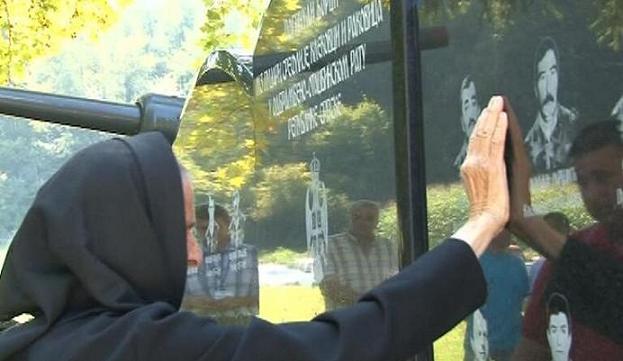 Откривање споменика у Гуњевцима