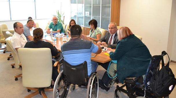 Састанак представника Одбора РВИ БОРС-а са министром здравља и социјалне заштите РС