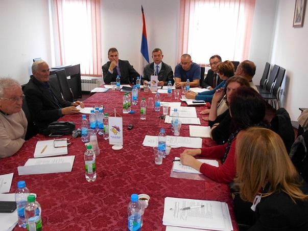 Сједница Одбора породица погинулих и заробљених бораца Борачке организације