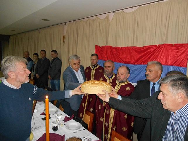 Борачка организација прославила крсну славу – Митровдан