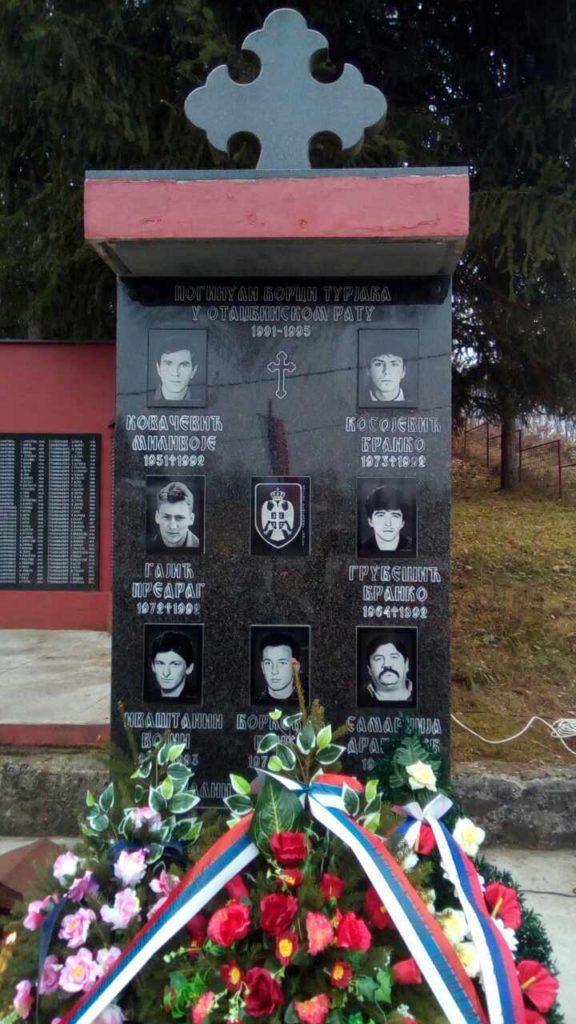 ОБИЉЕЖЕН ДАН ОСЛОБОЂЕЊА ТУРЈАКА 16.12.1941.године