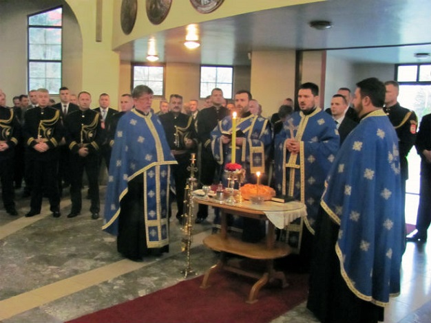 Предсједник Милетић присуствовао обиљежавању крсне славе МУП-а РС