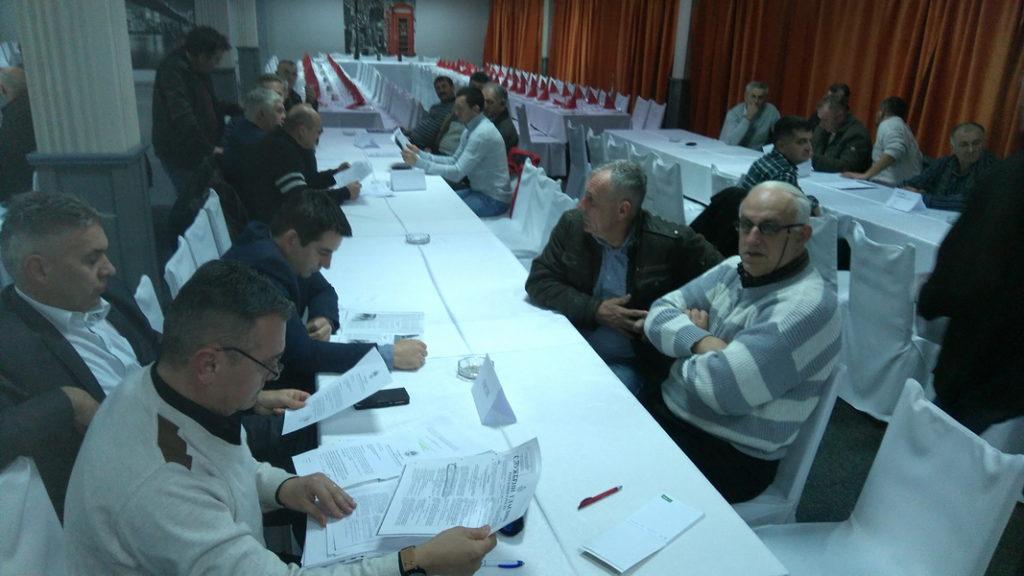 Друга радно - свечана сједница бораца Градишка 2017