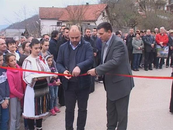 Вишеград добио улицу са именом Споменка Гостића