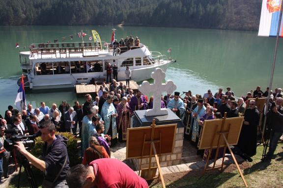 Стари Брод - обиљежено 75 година од усташког покоља више од 6.000 Срба