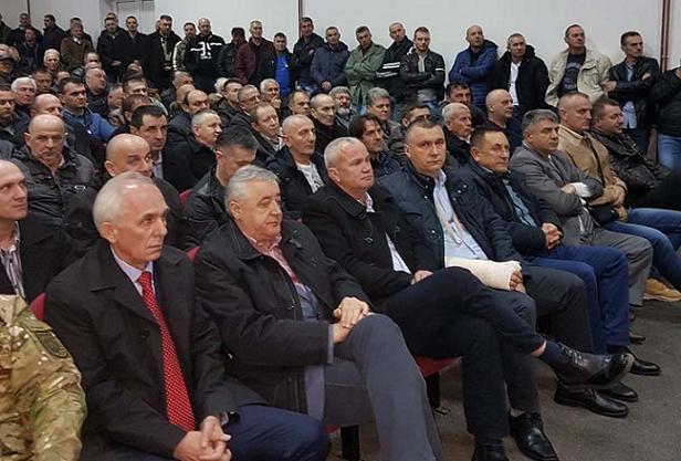 Шековићи - Обиљежене 24 године од формирања Другог одреда специјалне бригаде полиције
