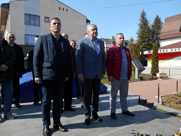 Предсједници Савчић и Милетић присуствовали Скупштини борачке организације Шипово