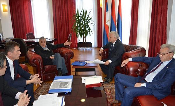 Предсједници Савчић и Милетић разговарали са предсједником Народне скупштине о статусу БОРС-а
