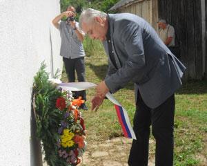 Предсједник Савчић присуствовао обиљежавању Данa Новоградске бригаде