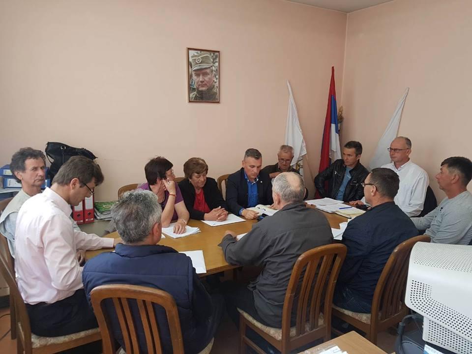 10  сједница Одбора РВИ и ППБ скупштине Борачке организације општуне Градишка