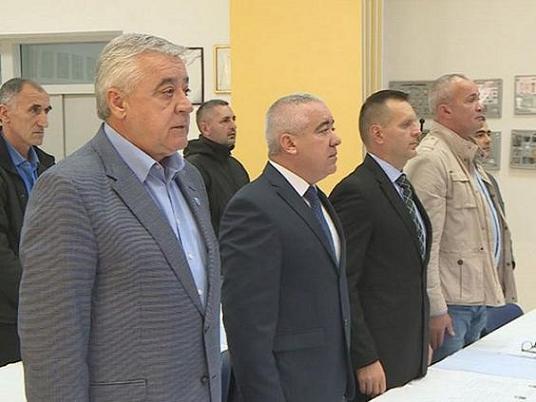 Оснивачка Скупштина Борачке организације Специјалне бригаде полиције