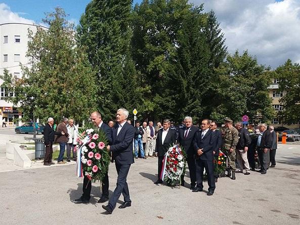 Обиљежен Дан приједорских бригада ВРС