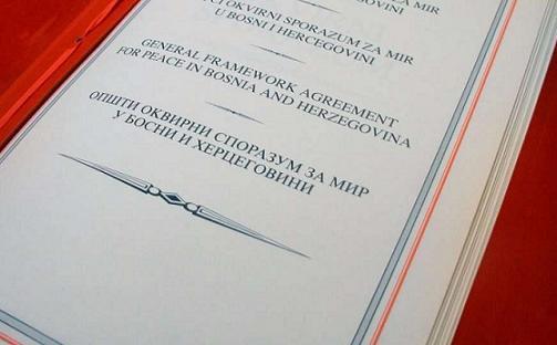 Генерал Савчић коментарисао значај Дејтонског споразума за Републику Српску