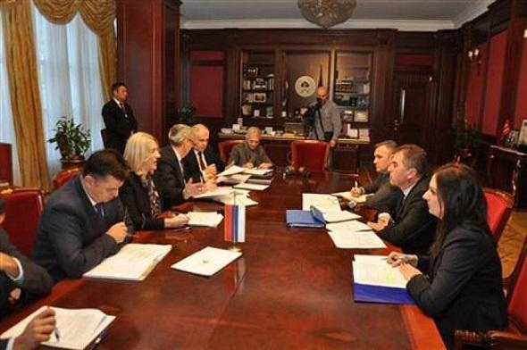 Консултативни састанак БОРС-а и Владе РС