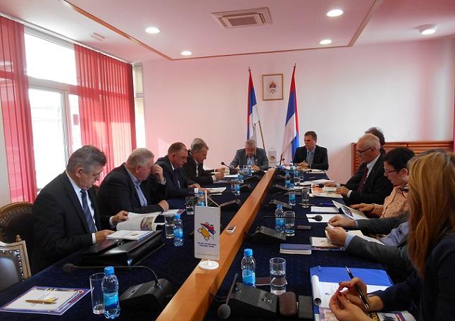 Одржана прва сједница Савјета Борачке организације