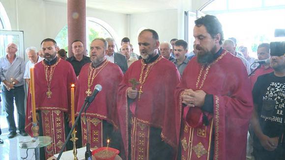 У Буквику код Брчког служен парастос страдалим Србима