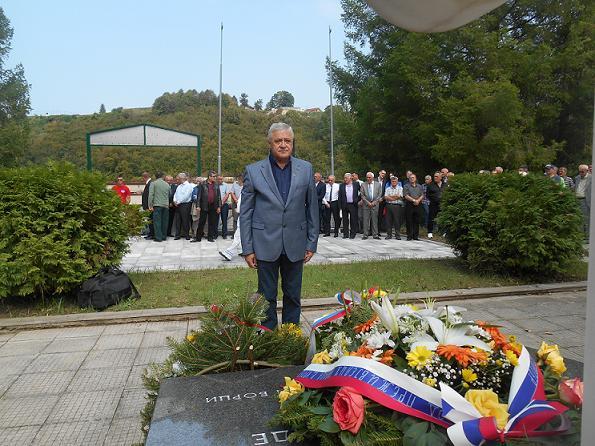 Obilježeno 27 godina od formiranja Druge krajiške brigade