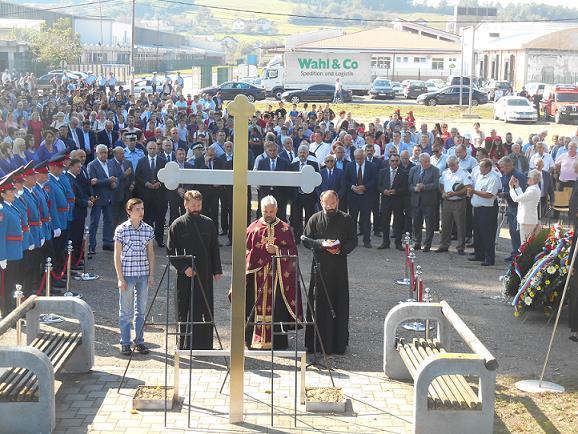 Obilježena 23. godišnjica odbrane zapadnih granica Republike Srpske od hrvatske agresije