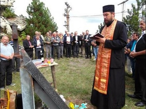 Служен парастос српским војницима погинулим на Kраљици