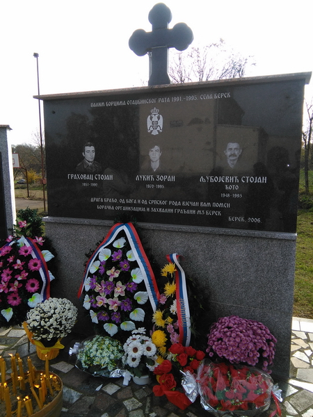 ПОМЕН- ПАРАСТОС У БEРЕКУ 30.10.2016.