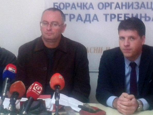 Конференција за медије Војина Гушића предсједника Одбора РВИ