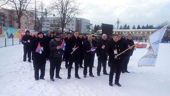 Борачка организација учествовала у прослави Дана Републике