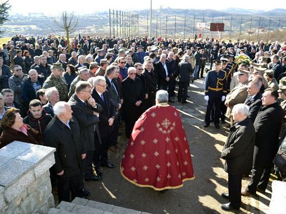 У Дракулићу обиљежено 76 година од страдања  српских цивила