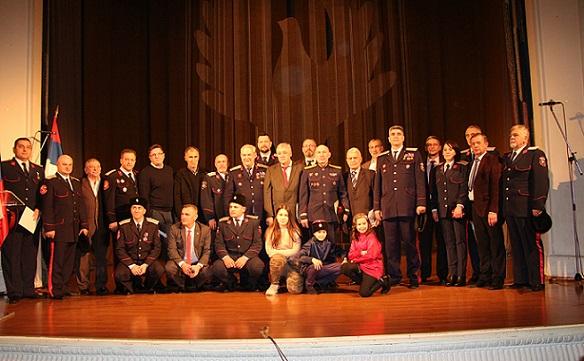 Борачка организација и Савез Козака Балкана потписали Повељу о братимљењу и сарадњи