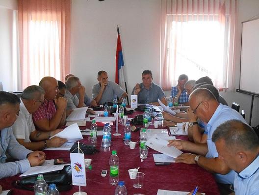 Сједница Предсједништва Борачке организације