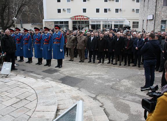 Обиљежен Дан Борачке организације - Дан бораца Одбрамбено-отаџбинског рата