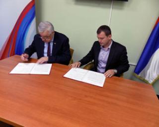"""Борачка организација и ЈЗУ """"Мљечаница"""" потписале Протокол о сарадњи"""