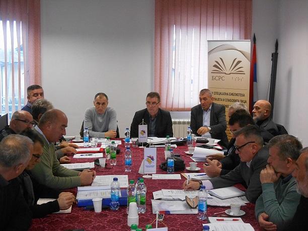 Одржана 26. Сједница Предсједништва Борачке организације