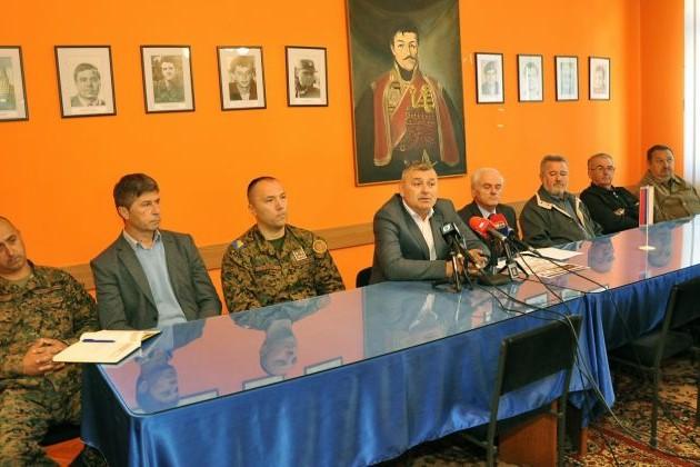 Предсједник Савчић присуствовао скупштини Борачке организације Бијељинa