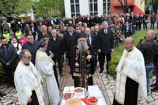 Đurđevdanske svečanosti u Loparama