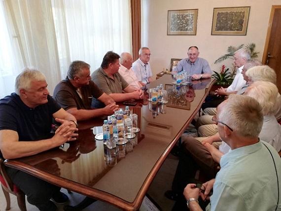 У Приједору одржани сусрети резервних војних старјешина