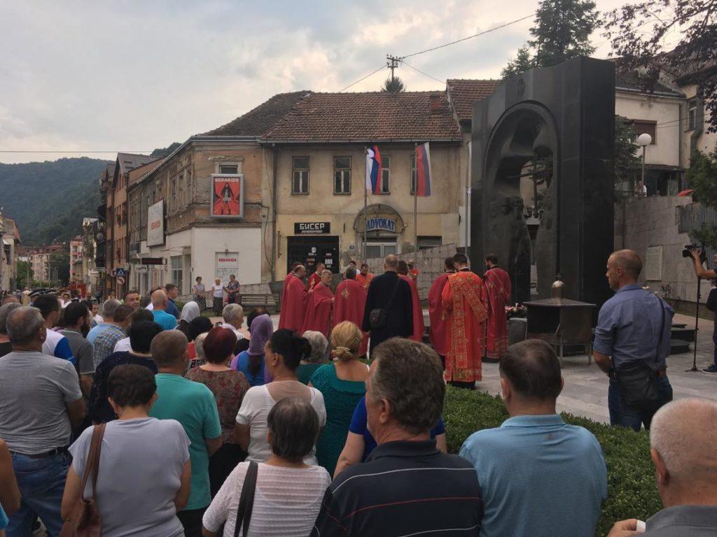 Zvornik obilježio slavu grada Svetu Petku Trnovu