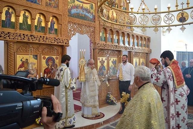 Oбиљежен Дан манастира Светог великомученика Георгија