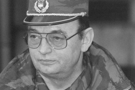 Преминуо генерал Манојло Миловановић