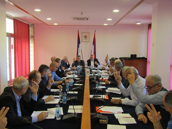 Сједнице Предсједништва и одбора Борачке организације