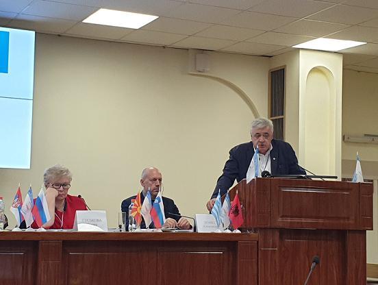 Предсједник Савчић на Самиту у Русији